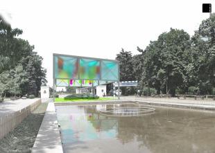 pavilion herastrau