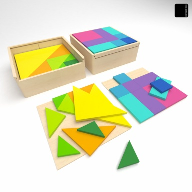 the puzzle box